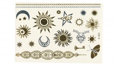 Αυτοκόλλητα τατουάζ-Flash tattoos