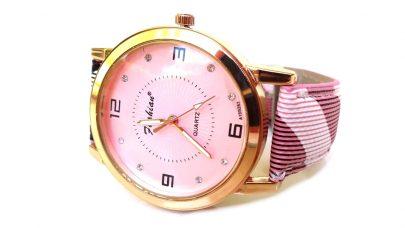 Ρολόι με καρό λουράκι