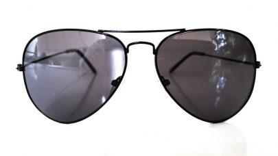 Γυαλιά ηλίου μεμαύρο φακό
