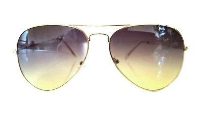 Γυαλιά ηλίου μεντεγκραντέ φακό