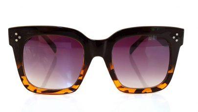 Γυαλιά ηλίου με τετραγωνισμένο φακό