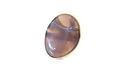 Δαχτυλίδι με φυσική πέτρα