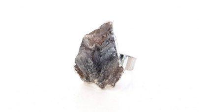Δαχτυλίδι με πέτρα αχάτη