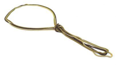 Σετ από 3 μακριά κολιέ από συρμάτινη στρογγυλή αλυσίδα