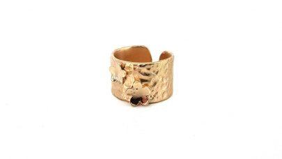 Ματ δαχτυλίδι με μαργαρίτες