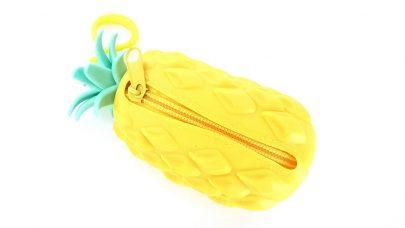 Πορτοφόλι σιλικόνης ανανάς