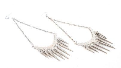 Εντυπωσιακά σκουλαρίκια σε boho στυλ
