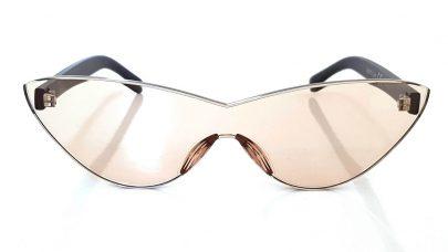 Γυαλιά ηλίου cat-eye μάσκα