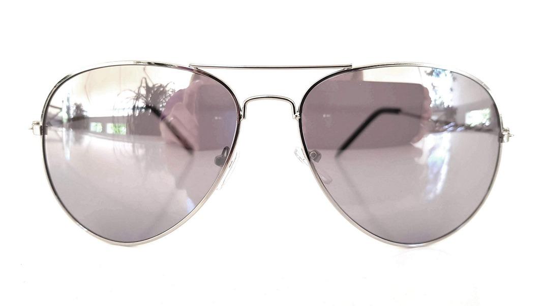 64709ec939 Γυαλιά ηλίου με ασημί καθρέφτη