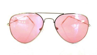 Γυαλιά ηλίου με φούξια φακό