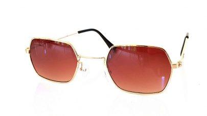 Γυαλιά ηλίου με εξαγωνικό φακό
