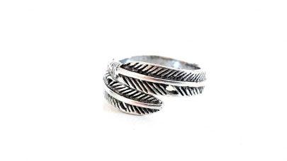 Δαχτυλίδι σε σχήμα φτερού