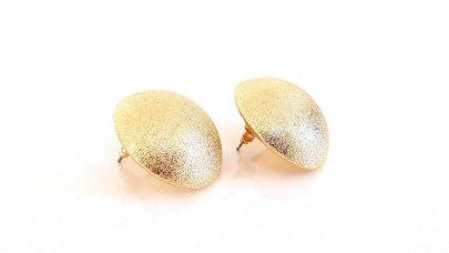 Ημισφαιρικά σκουλαρίκια