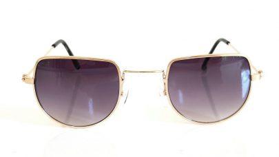 Γυαλιά ηλίου με στρογγυλεμένο σκελετό