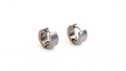 Unisex σκουλαρίκια μικροί κρίκοι