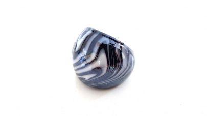 Γυάλινο δαχτυλίδι