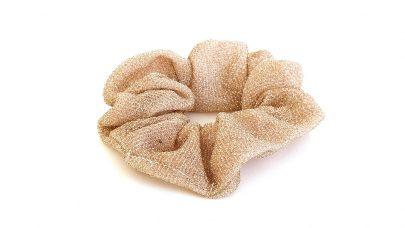 Λάστιχο-σούρα μαλλιών λούρεξ