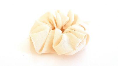 Λάστιχο-σούρα μαλλιών υφασμάτινο
