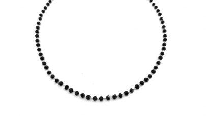 Short steel rosary