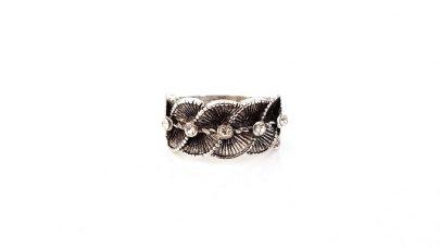 Boho δαχτυλίδι γιρλάντα