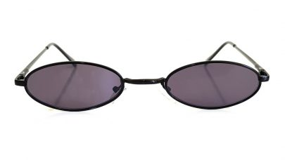 Small oval glasses
