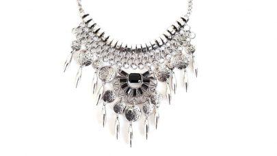 Short Boho Necklace