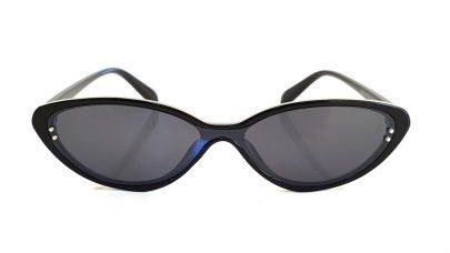 Γυαλιά ηλίου cat eye τύπου μάσκα