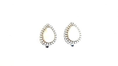 Κοντά σκουλαρίκια με κλιπ