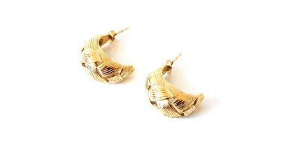 Ατσάλινα σκουλαρίκια