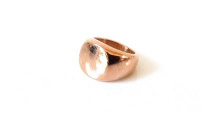 Ατσάλινο δαχτυλίδι σεβαλιέ