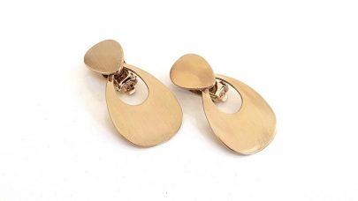 Κρεμαστά σκουλαρίκια με κλιπ