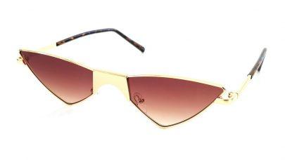 Γυαλιά ηλίου με cat eye φακούς