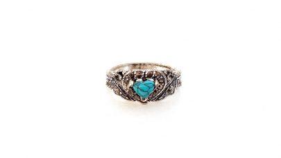Δαχτυλίδι σε boho στυλ